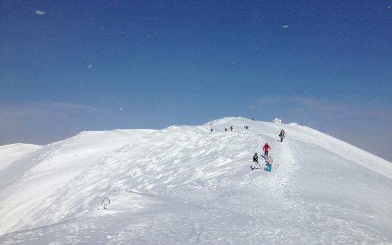 ニセコ山頂