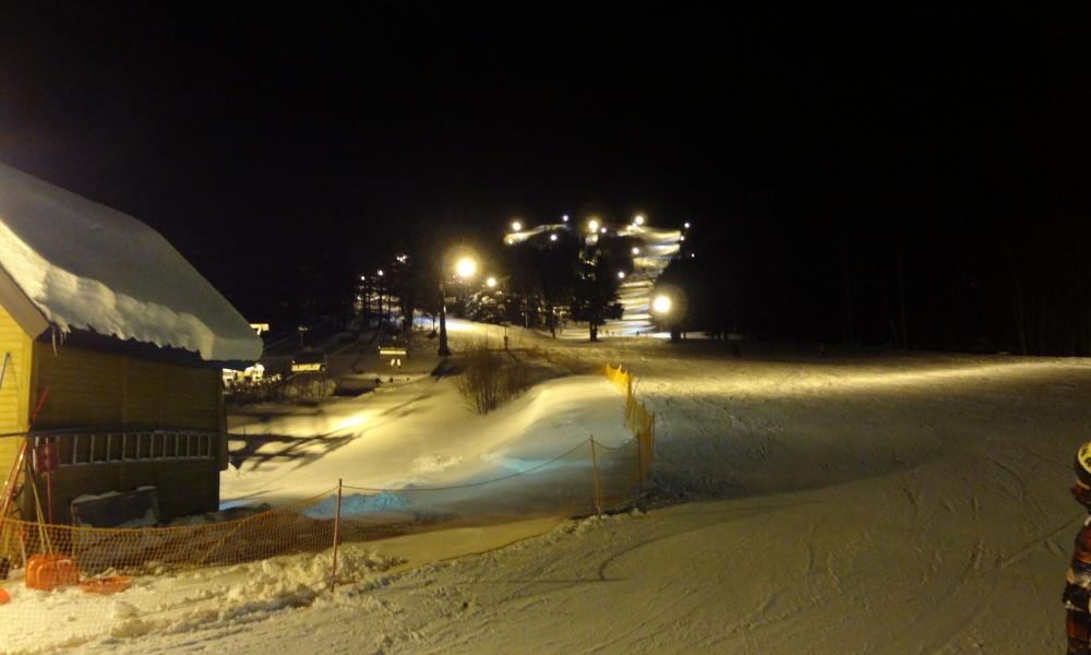スキー場ナイター営業