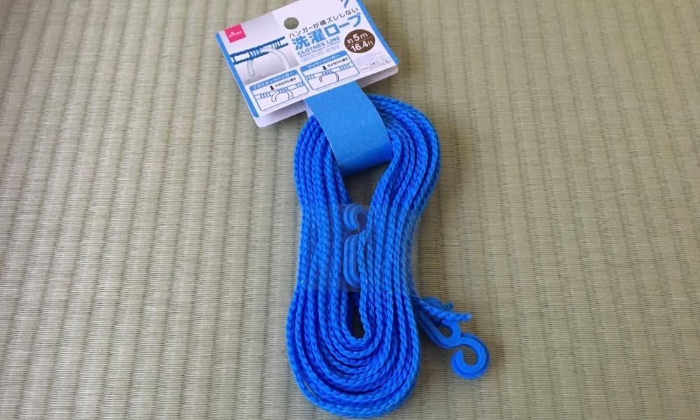 洗濯ロープ